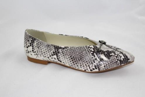 Zapato daisy serpiente