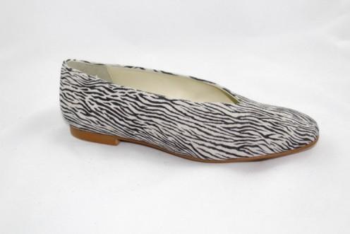 Zapato daisy zebra