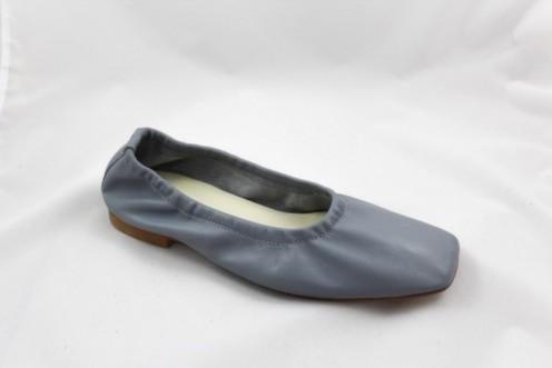Bailarina perkins gris