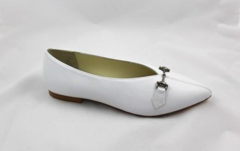 Zapato bely negro