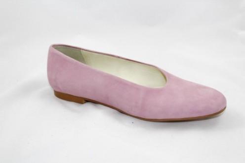 Zapato chris rosa