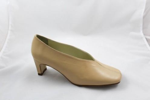 Zapato dorothie ocre