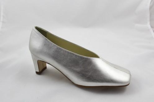 Zapato neus plata